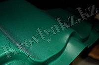 Металлочерепица супермонтеррей глянец 6005 (зеленый), фото 1