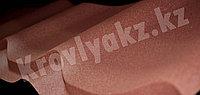 Металлочерепица супермонтеррей матовое покрытие 8004 (терракот)