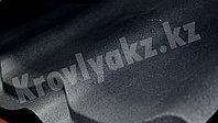 Металлочерепица супермонтеррей матовое покрытие 9005 (черный)