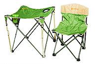 Набор: стол и стул раскладной, походный