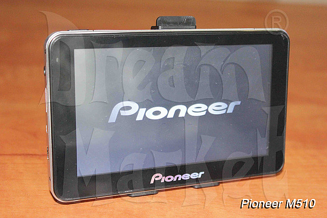 GPS навигатор Pioneer M510