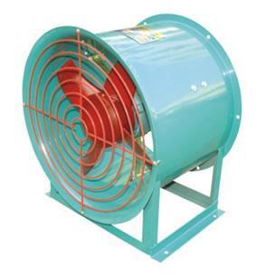 Вытяжной осевой вентилятор T35-11-2.8-4