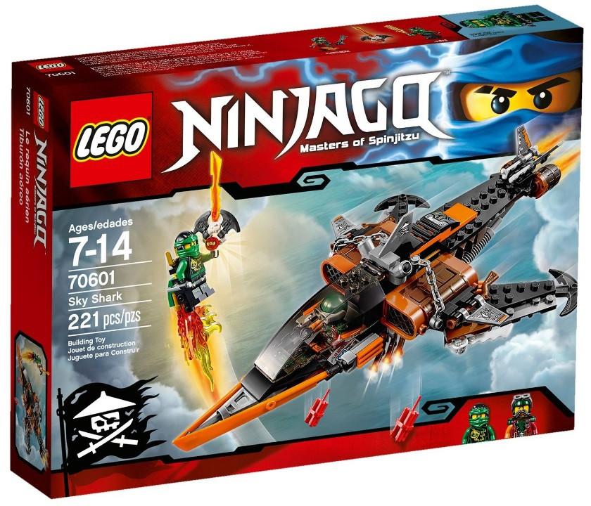 70601 Lego Ninjago Небесная акула, Лего Ниндзяго