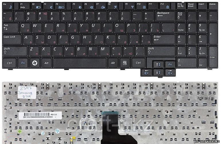 Клавиатура для ноутбука  Samsung R528