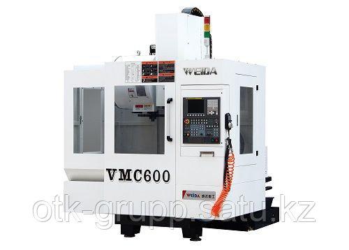 Вертикальный обрабатывающий центр с ЧПУ VMC600