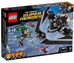76046 Lego Super Heroes Поединок в небе, Лего Супергерои DC