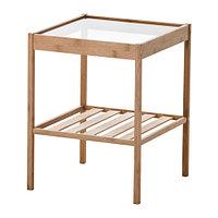 Столик прикроватный НЕСНА  ИКЕА, IKEA, фото 1