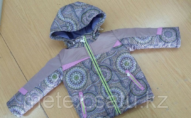 Куртка детская пр-ва Казахстан - фото 1