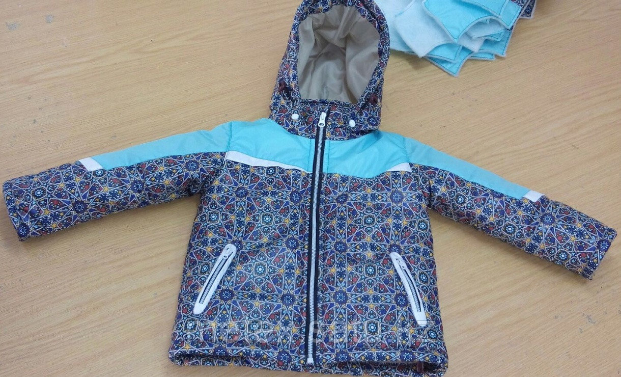 Куртка детская пр-ва Казахстан - фото 2