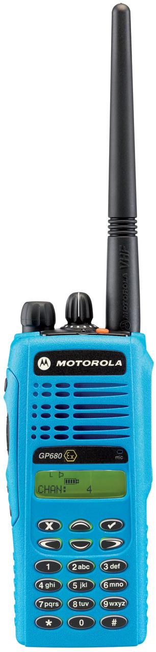 Рации Motorola GP680  Караганда, Астана, Алматы