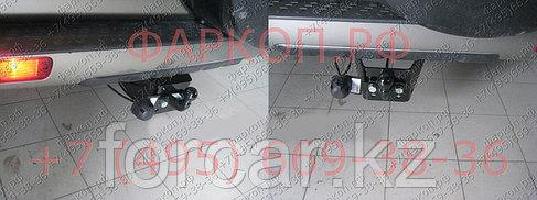 ТСУ на а/м MITSUBISHI Pajero III, IV 2003-2007, 2007-> 4125-F, фото 2