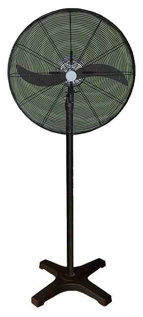 Вентилятор на ножке