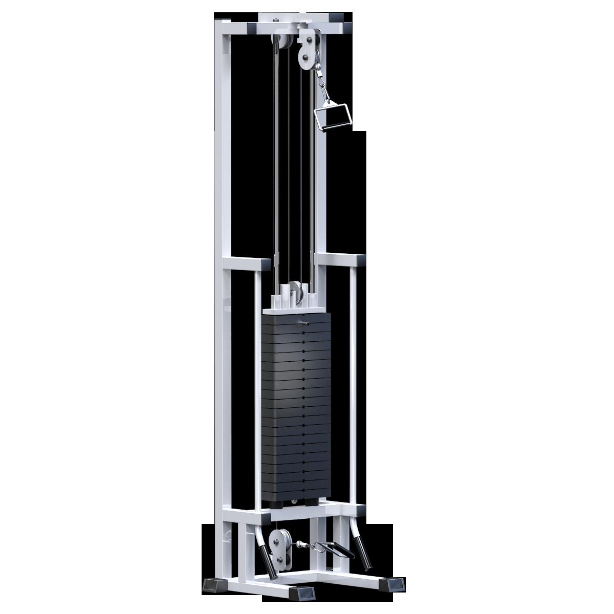 Реабилитационный тренажер (стек 100кг) (KAR083.1х100)