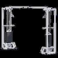 Кроссовер на базе многофункциональной рамы (стек 2х75кг) (AR084.2х75)