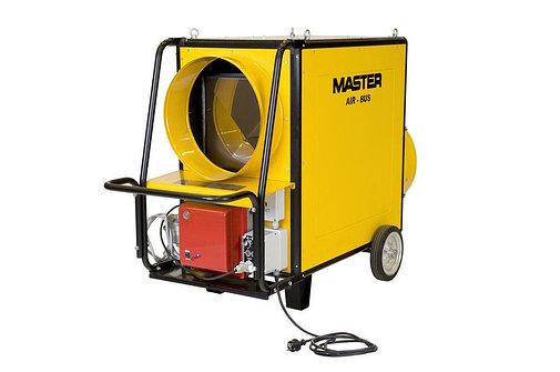 Жидкотопливный нагреватель Master: BV 310 FS  - 75 кВт (с непрямым нагревом), фото 2