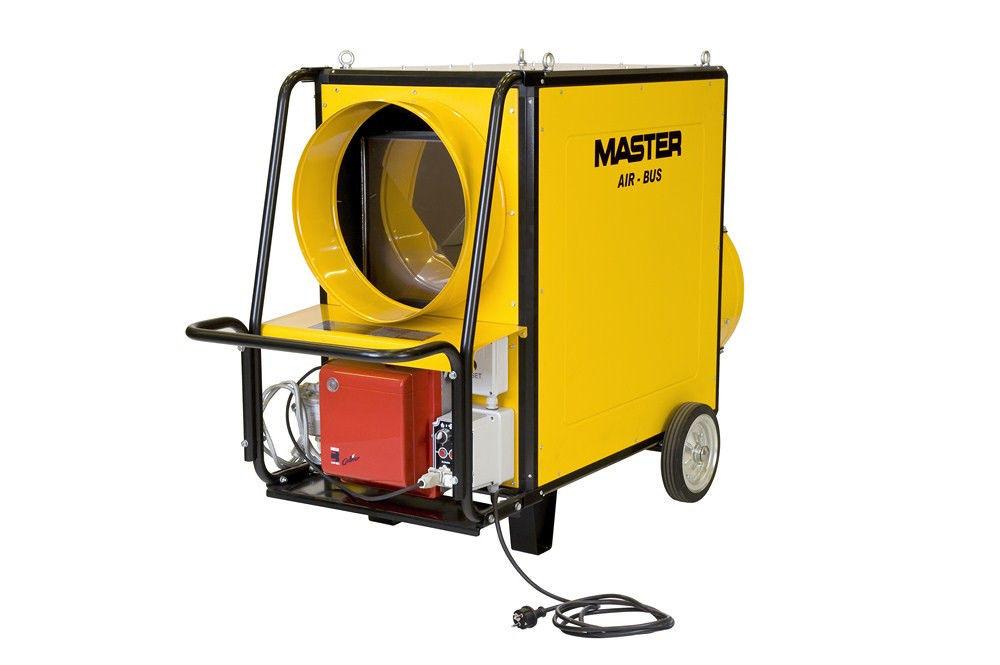 Жидкотопливный нагреватель Master: BV 310 FS  - 75 кВт (с непрямым нагревом)