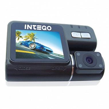 Авторегистратор INTEGO VX-305DUAL (с выносной камерой)