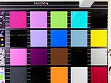 Стеклянная магнитно-маркерная доска Naga 45×45 белая (10702), фото 2