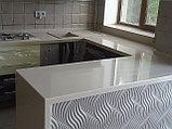 Купить Кухонную столешницу из искусственного камня алматы, фото 4