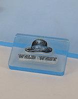 Штамп силиконовый для декупажа и скрапбукинга: Wild West