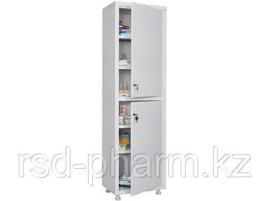 Медицинский шкаф HILFE ПРАКТИК MD 1 1650/SS