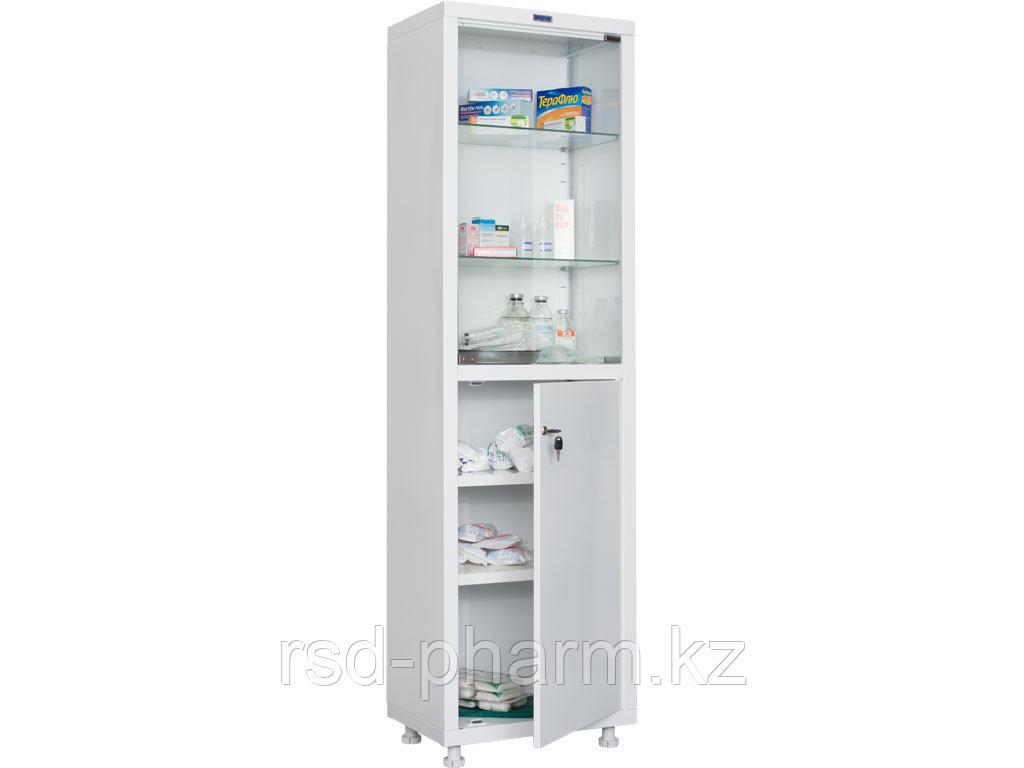 Медицинский шкаф HILFE ПРАКТИК MD 1 1650/SG