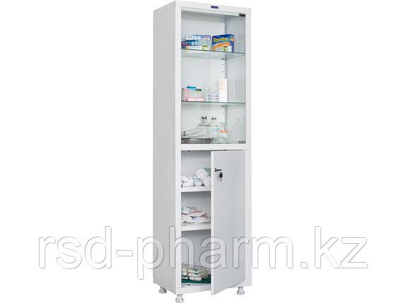 Медицинский шкаф HILFE ПРАКТИК MD 1 1650/SG, фото 2