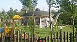 Гибкая черепица RUFLEX Sota Тайга (мягкая кровля), СБС модифицированный битум, т.+7(777)4700045, фото 8