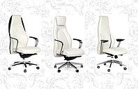 Шикарные белые кресла для Руководителей!