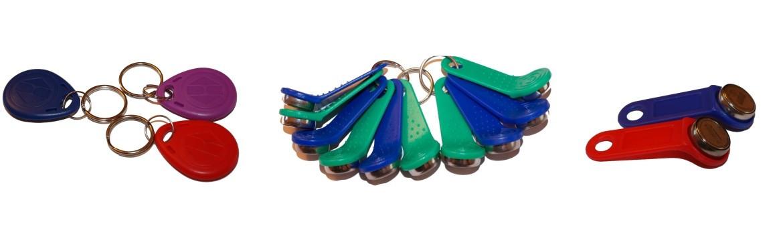 Универсальные ключи вездеходы для домофонов - 15шт.