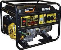 Электрогенератор однофазный HUTER 6500L, мощность 5квт. + газ