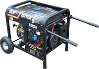 Генератор бензиновый HUTER DY6500LXW, 5кВт с функцией сварки, с колёсами
