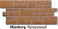 """Фасадная панель Docke-R серия """"Burg"""" цвет Кукурузный, фото 1"""