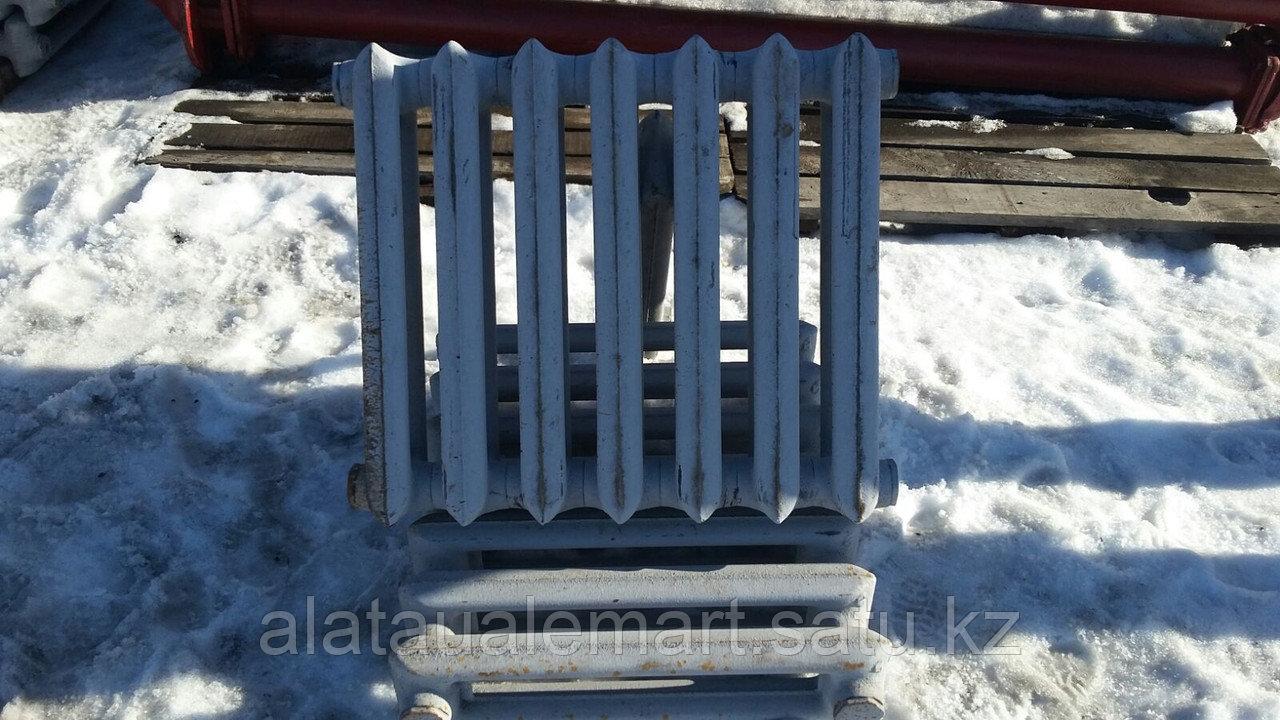 Чугунные радиаторы МС 140 (4 секций) - фото 1