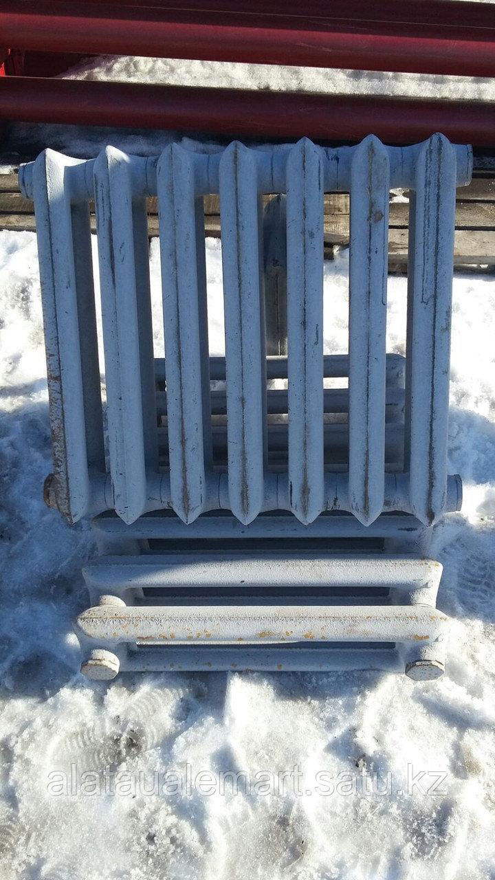 Чугунные радиаторы МС 140 (4 секций) - фото 2