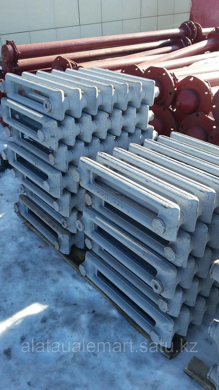 Чугунные радиаторы МС 140 (4 секций) - фото 4