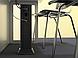 DKC 09593 Колонна алюминиевая 0,71 м, цвет черный, фото 2
