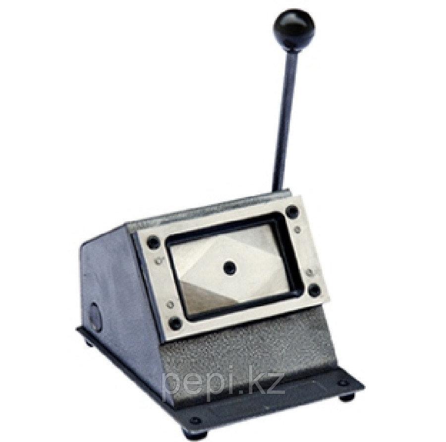 Вырубщик для визитных карточек (прямые углы) 86*55 мм
