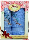 Подарок для женщины - Набор из махровых полотенец. Турция. Хлопок., фото 7