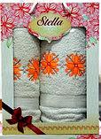 Подарок для женщины - Набор из махровых полотенец. Турция. Хлопок., фото 8