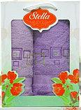 Подарок для женщины - Набор из махровых полотенец. Турция. Хлопок., фото 9