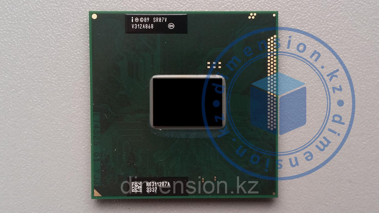 Процессор CPU для ноутбука  SR07V Intel Pentium B960, 2M Cache, 2.20 GHz