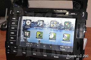 Автомагнитола для автомобиля Toyota Land Cruiser 200