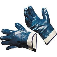 Перчатки нитриловые полное покрытие крага