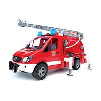 Пожарная машинка MB Sprinter (Bruder)