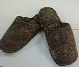 Тапочки войлочные, фото 3