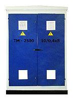 КТПГ 2500-10(6)/0,4 городская трансформаторная подстанция, фото 1
