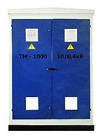 КТПГ 1000-10(6)/0,4 городская трансформаторная подстанция