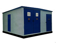 2КТПГ 2500-10(6)/0,4кВ городская трансформаторная подстанция