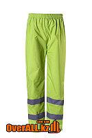 Салатовые светоотражающие брюки, фото 1